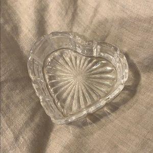 Heart Jewelry Dish